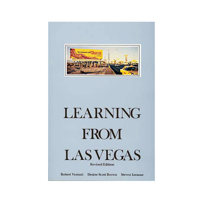 книга Learning from Las Vegas