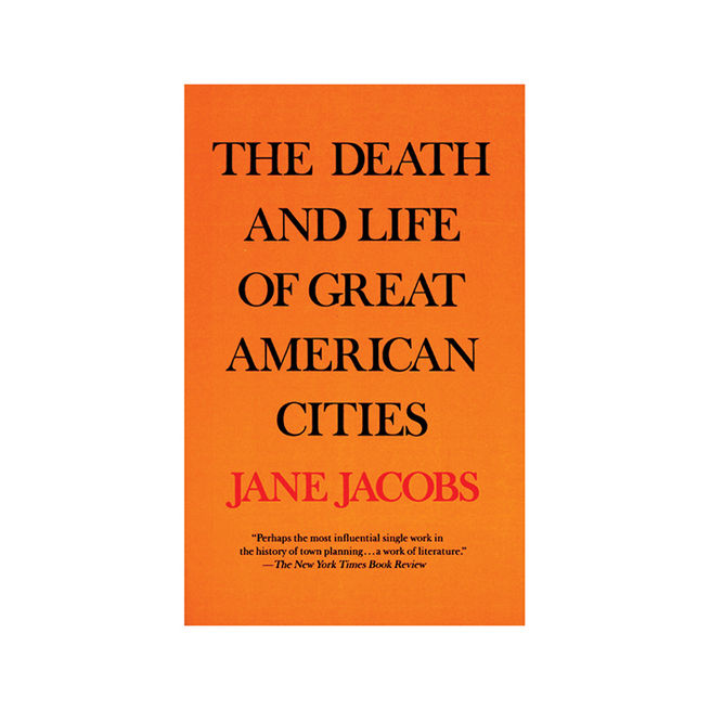 книга The Death and Life of Great American Cities